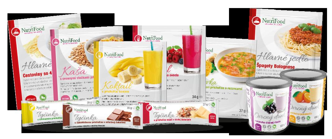 nutrifood diéta